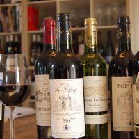 Bordeaux smagskasse