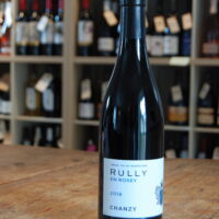 Chanzy Bourgogne Rully – Pinot Noir 2018